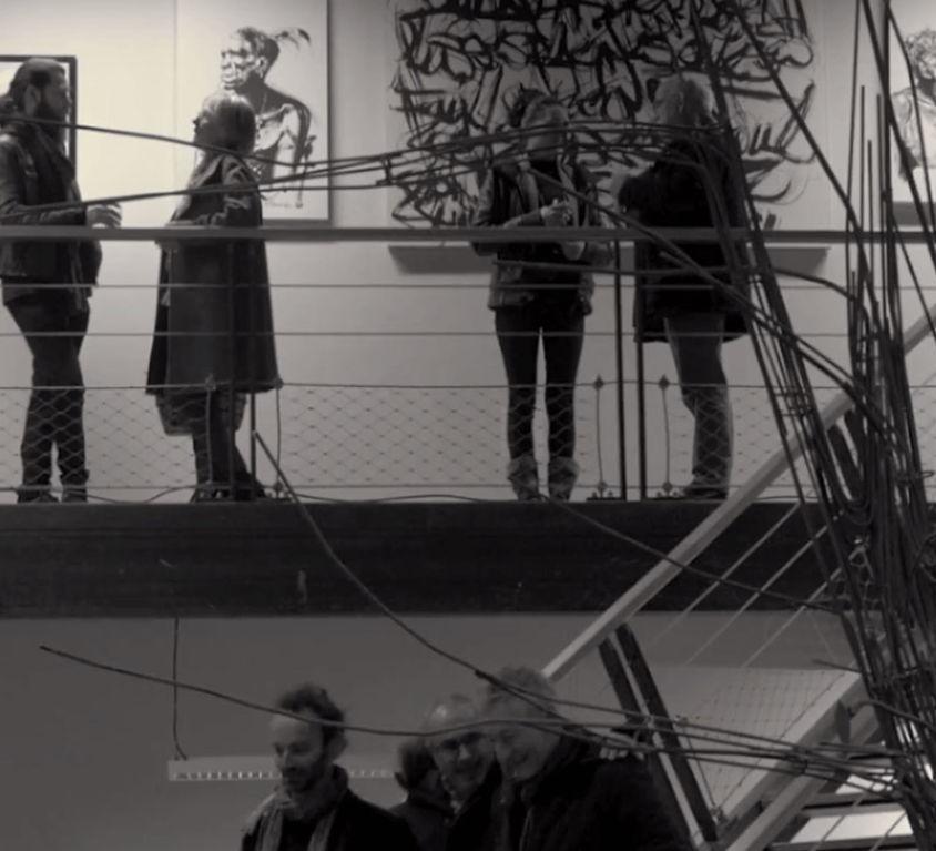 Franck Lesieur : Exposition AB.Origine