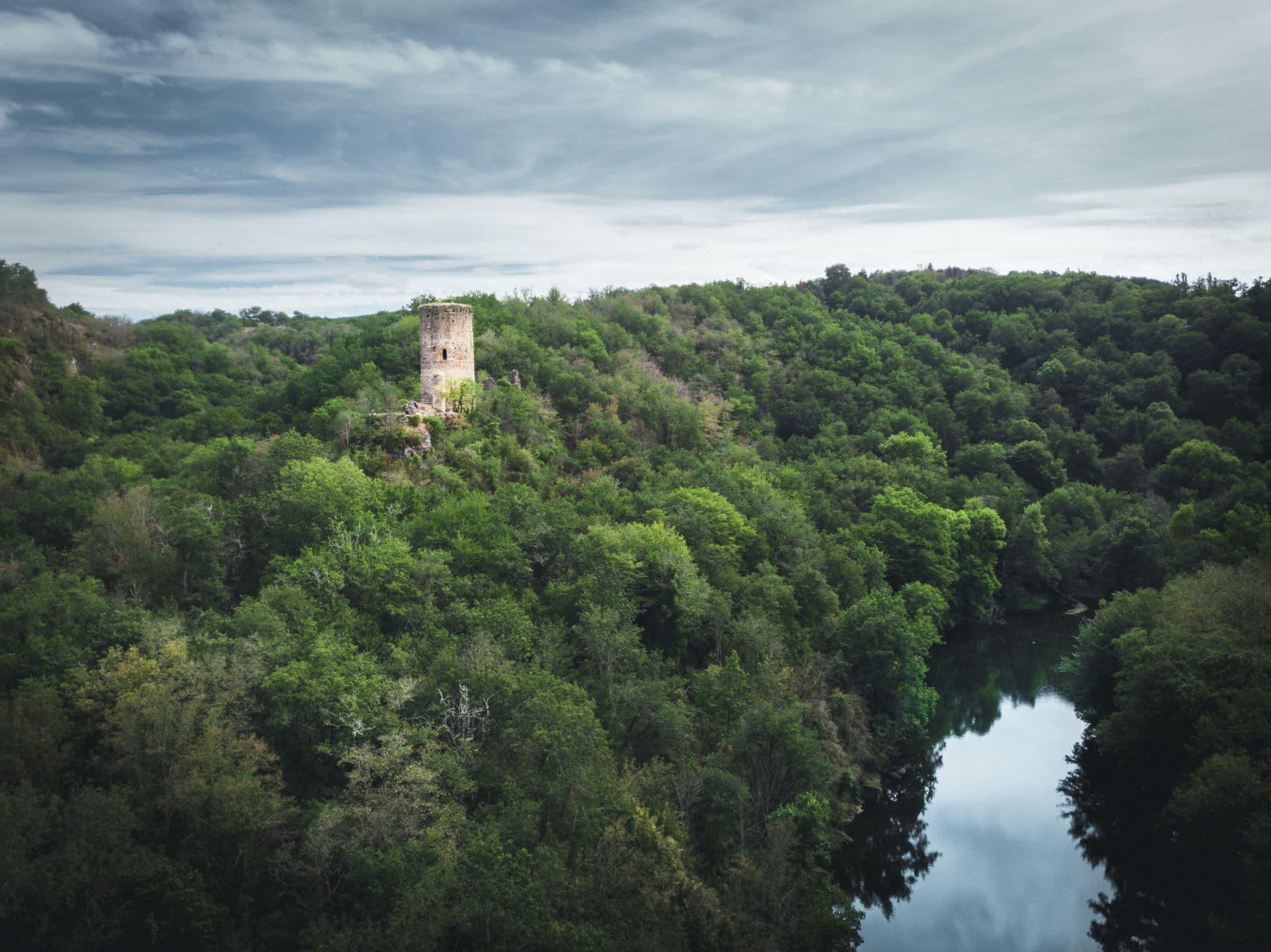 Le château de l'Ours